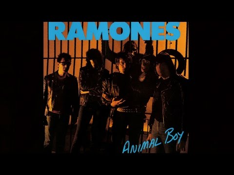 RAMONES - Bonzo Goes To Bitburg (My Brain Is Hanging Upside
