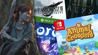 10 Best Video Games Of 2020 (So Far)
