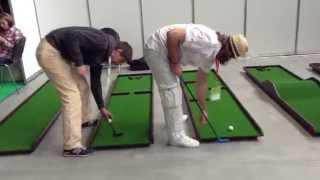 Мини-гольф от производителя