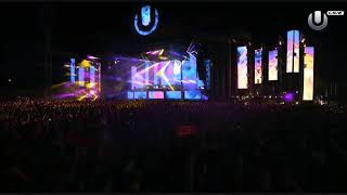 Afrojack Live At Ultra Europe 2019