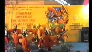 Tari Rakyat Terengganu - Tarian Watimang Landak
