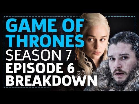 Game Of Thrones Season 7 Episode 6 Beyond The Wall Breakdown!