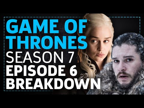 Game Of Thrones Season 7 Episode 6 Beyond The Wall Breakdown!