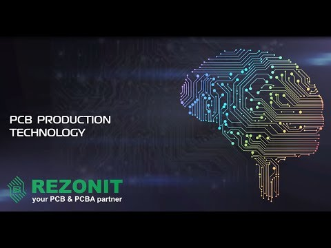 PCB Production Technology (full Movie)