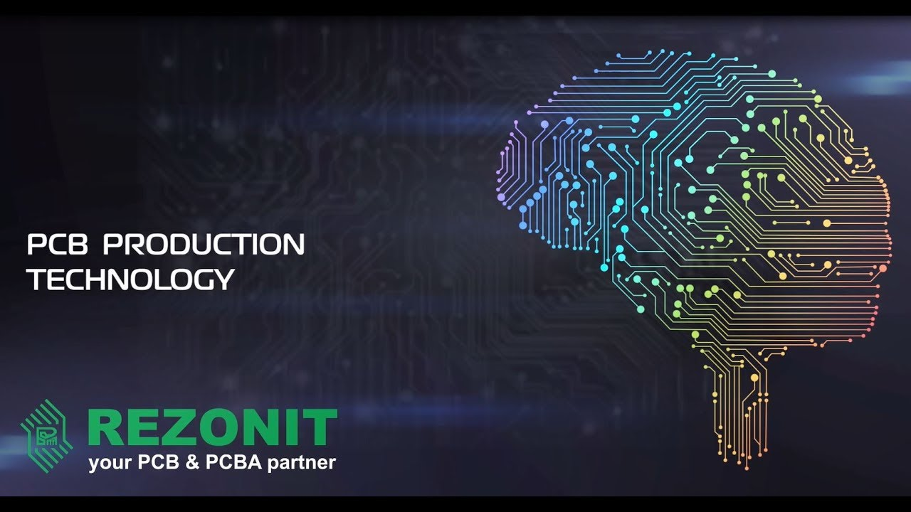 PCB production technology