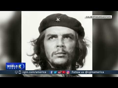 Photographer Alberto Korda known for portrait of Che Guevara
