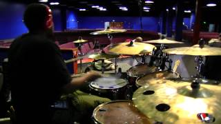 "Nick Smith - Rehearsal @ The City - ""Well Done"" - Tye Tribbett"