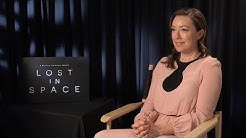 Molly Parker talks Lost in Space