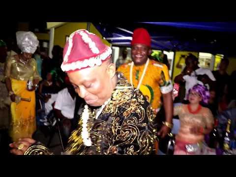Igbo New Yam Festival Hong Kong 2016