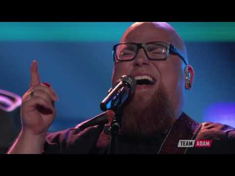 The Voice 2017 Jesse Larson   Finale  Woman
