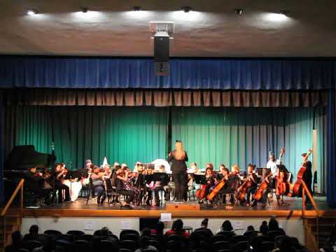 6th Grade Orchestra  Song for Christine