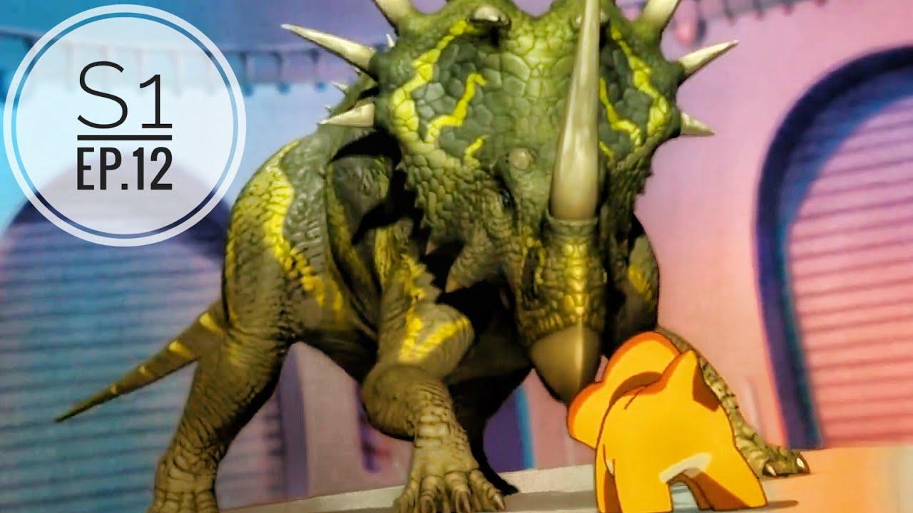 Download Dinosaur King(hindi) Ep.12   Season 1  Alpha's Zeta Point  Dino Cards 