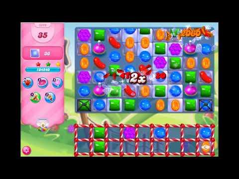 Candy Crush Saga - Level 3249 ☆☆☆