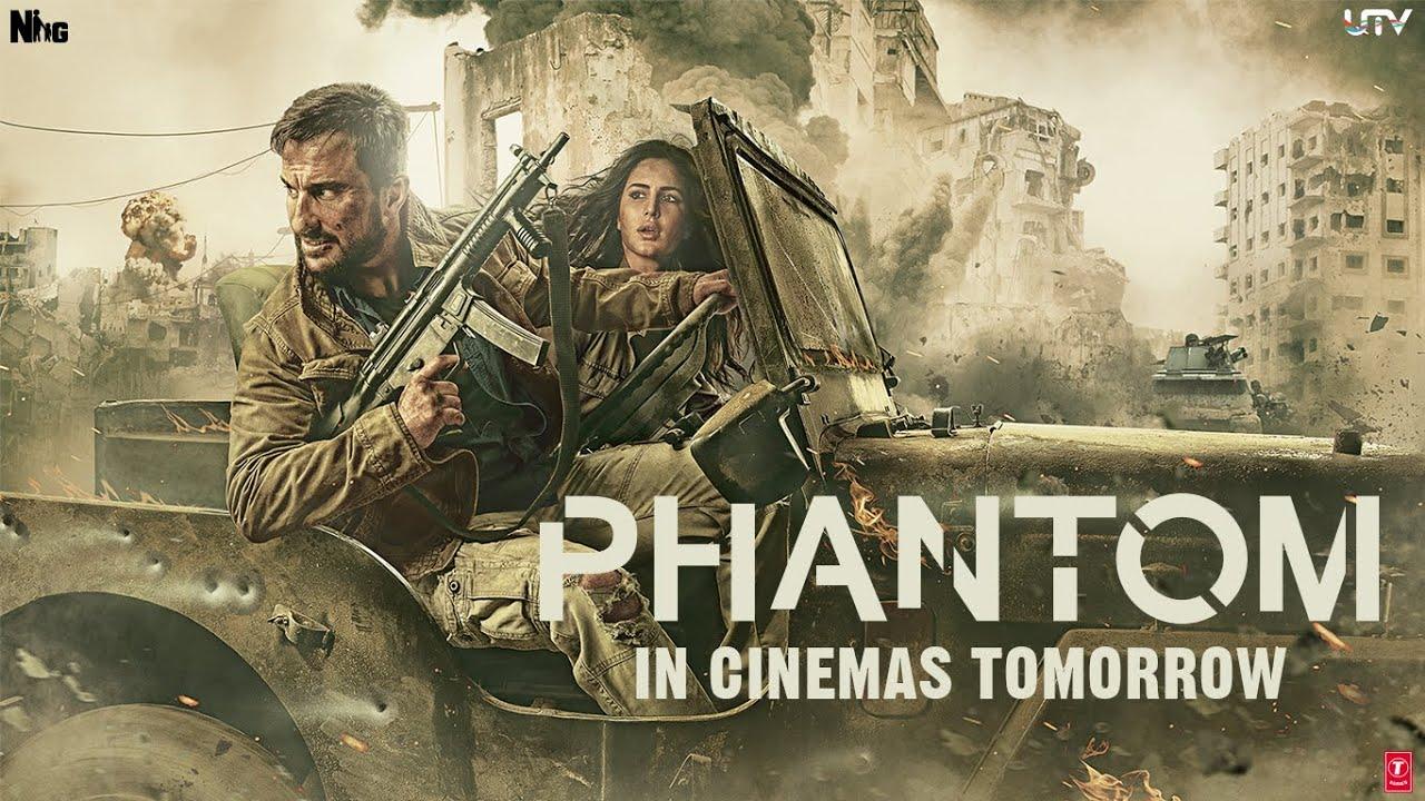 Phantom (2015) Bollywood Full Movie Free Download
