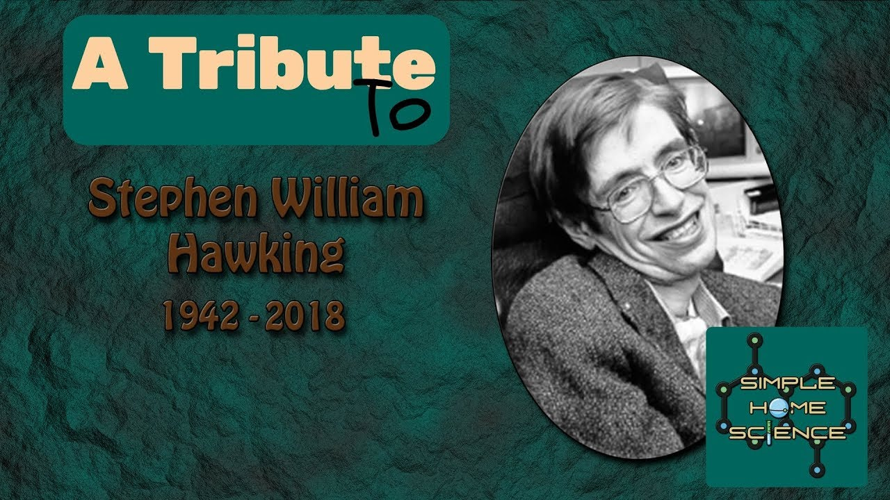 the life and contributions of stephen william hawking Stephen william hawking ch cbe frs (8 january 1942 - 14 march 2018) was a british theoretical physicist, cosmologist, author and director of research at the centre for theoretical cosmology within the university of cambridge.