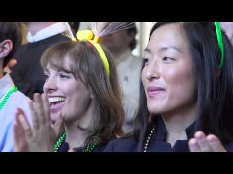 University of Vermont College of Medicine Match Day 2016