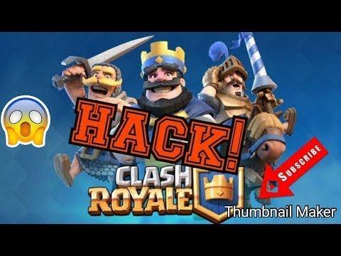 Clash Royale Hacks Gem Hacks Friends List Hack Youtube