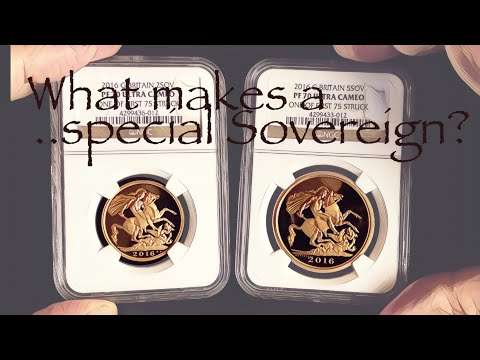 What Makes A special Sovereign?