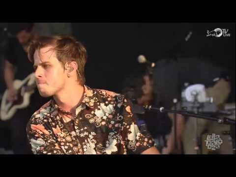 Foster The People - Houdini (Live @ Lollapalooza 2