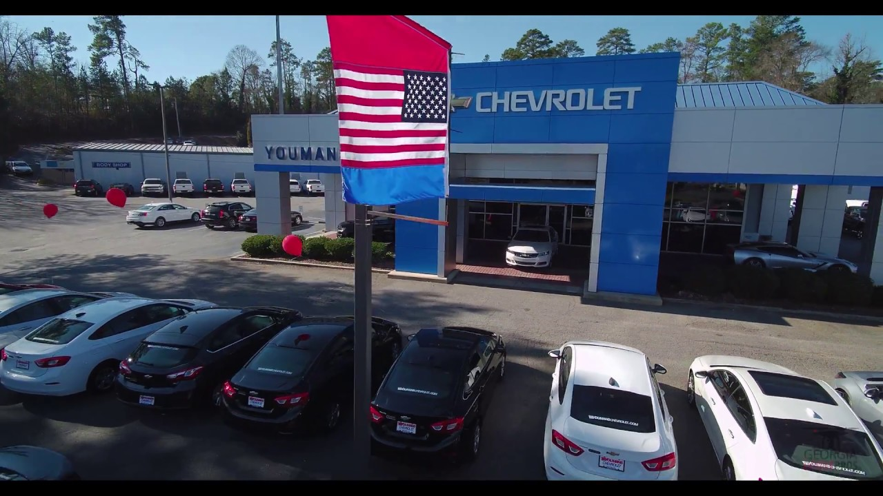 Youmans Chevrolet | Macon, Georgia | 4K | Marketing Clips | Georgia