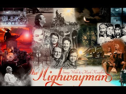 Jimmy Webb & Mark Knopfler ~ The Highwayman HQ