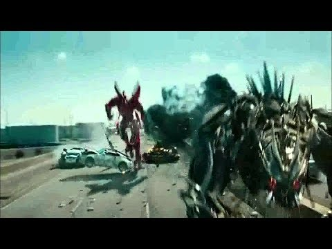 Alan Walker Force ( Transformers 3 Pelea En Carretera )