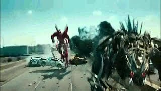 Alan Walker Force   Transformers 3 Pelea En Carretera