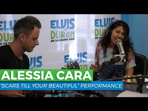"Alessia Cara - ""Scars to Your Beautiful"" Acoustic 
