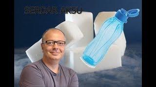 Kuru buz ile  şişe nasıl patlatılır Serdar Aksu