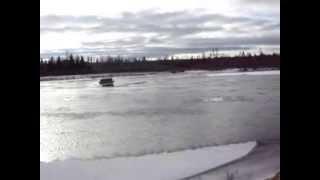 Охота и рыбалка .УАЗ-469 Рулит !!! Штурмуем речку Томмот .