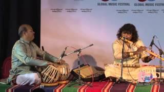 Fusion - Praveen Godkhindi & Prakash Sontakke - Sontakke Global Music Festival - 2013
