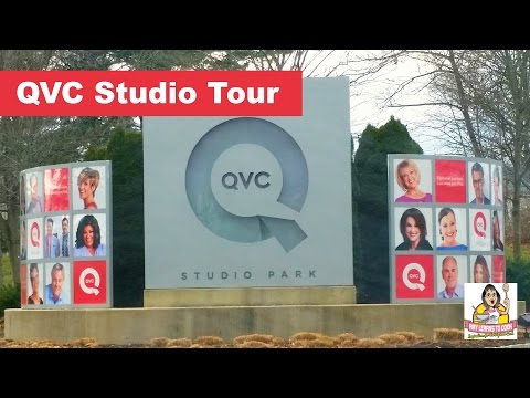 QVC Studio Tour ~ QVC Studio Park ~ Amy Learns to Cook