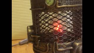 Стимпанк лампа 2