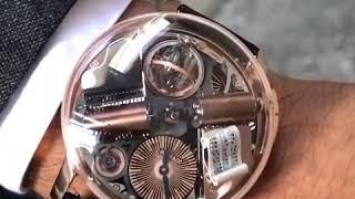 La montre de luxe la plus ouf