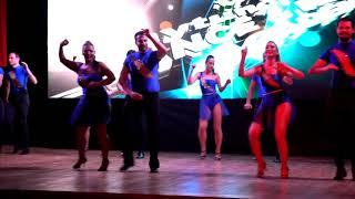 Aytunc Benturk D.A Yıl sonu 2018 Salsa Sınıf Show By MERT&HELİN