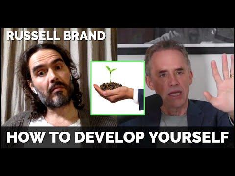 The Development Of The Individual Requires Sacrifice | Russell Brand U0026 Mikhaila U0026 Jordan Peterson