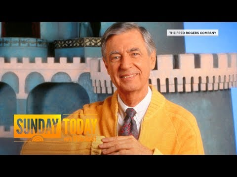 50 Years After Mister Rogers Neighborhood Premiered His Legacy Lives On Sunday Today Youtube