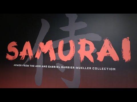 Samurai Exhibit at Denver Art Museum