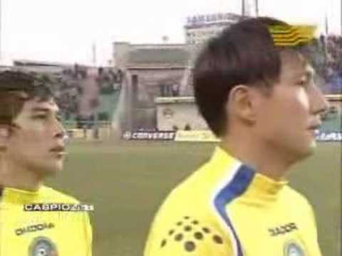 Kazakh National Anthem
