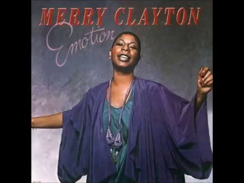 Merry Clayton - Let Me Make You Cry A Little Longer