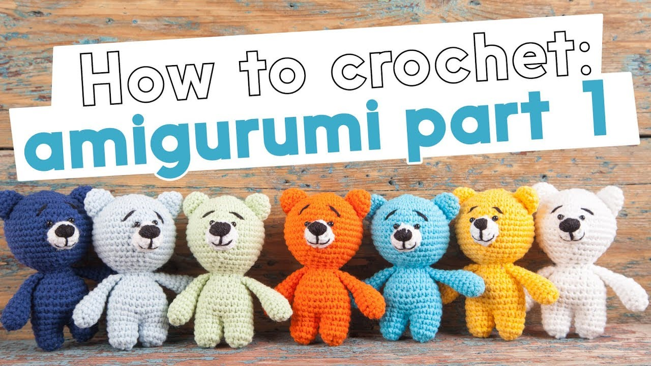 The Beginner's Friendly Guide to Amigurumi | Etsy | 720x1280