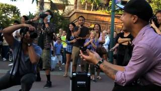 Jamin's Downtown Disney Flashmob Proposal thumbnail