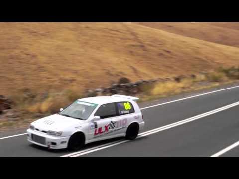 Eden Valley Hill Climb 2015 -Mark Wisbey, Pulsar GTiR PURE SOUND