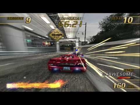 Burnout Revenge - Eastern Bay Road Rage