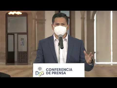 Pueblo Nuevo recupero el FORTASEG; Adrián Noel Chaparro