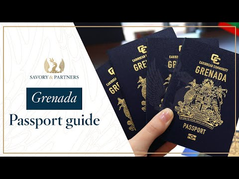Grenada Citizenship by Investment Program Guide - Savory & Partners