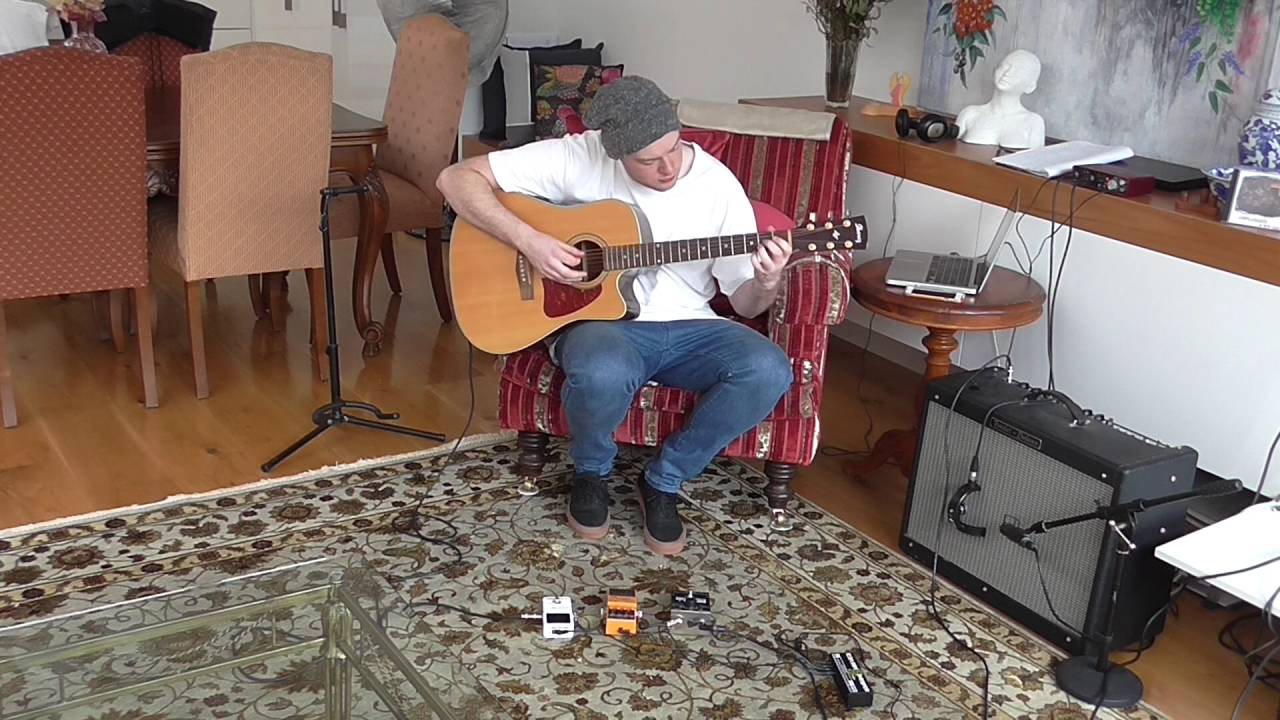 How to Use Overdrive with Acoustic Guitar | Delicious Audio
