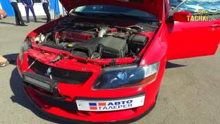 Спортивный Mitsubishi Lancer Evolution | Need For Speed | Автосалон Автогалерея
