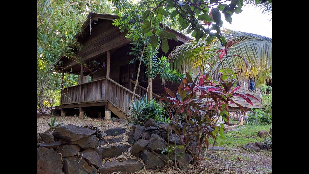 Utila: Bambu/Bamboo Caribbean Cabin