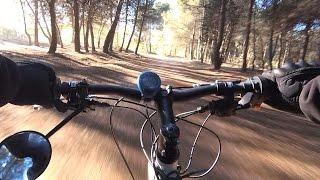 Bicicleta con Motor de Gasolina 80cc - De Bici a Bicimoto con un Kit